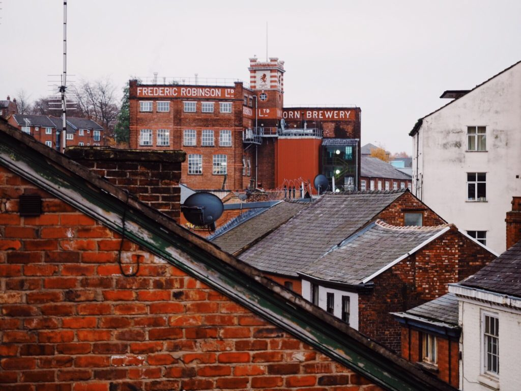 Stockport Old Town