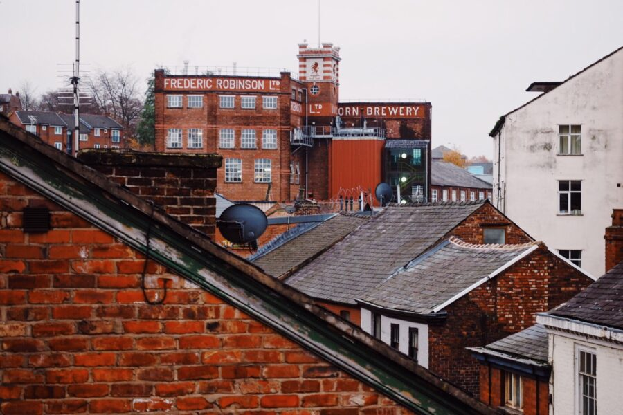 Robinsons Brewery, Stockport.