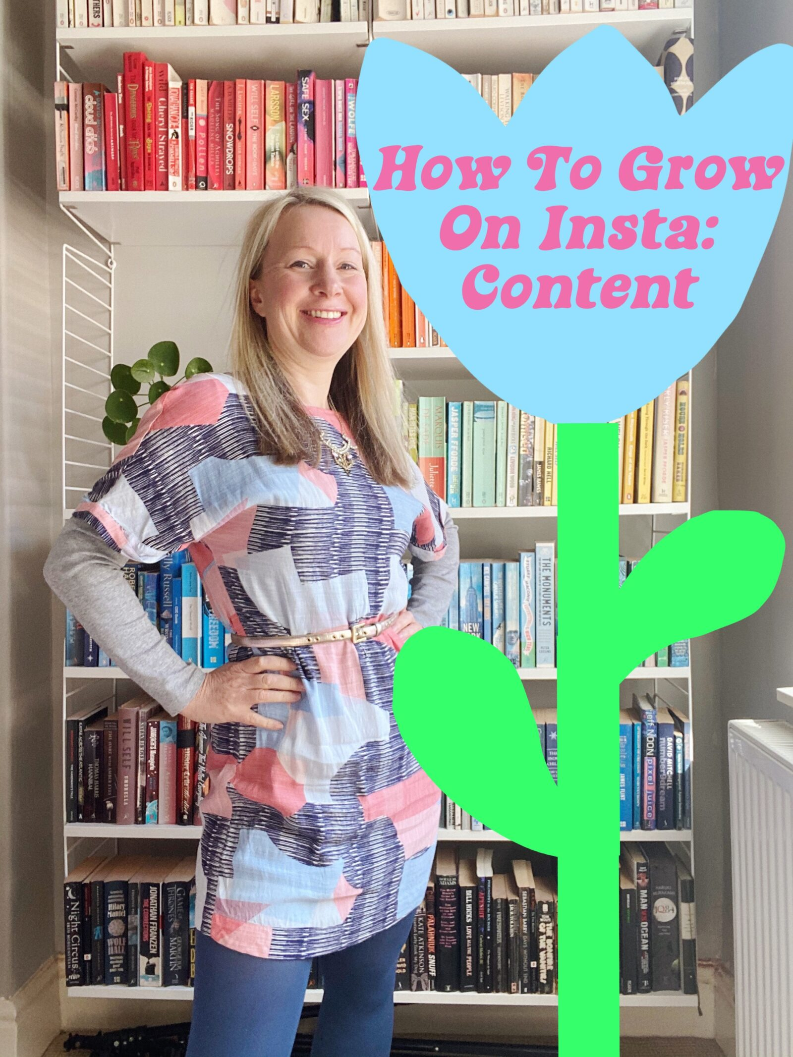 How To Grow On Instagram With Good Content.