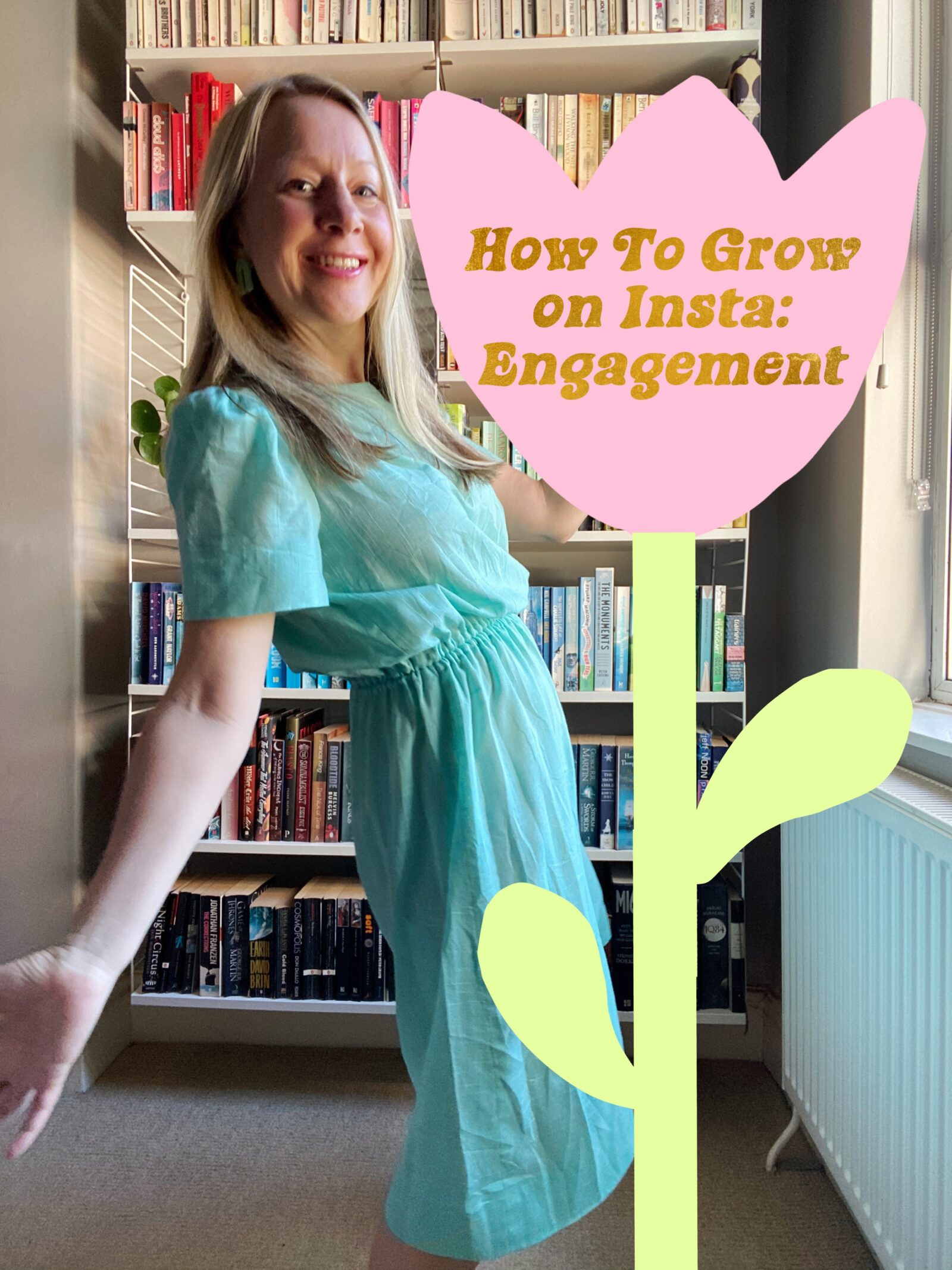 How to grow on Instagram: Engagement.