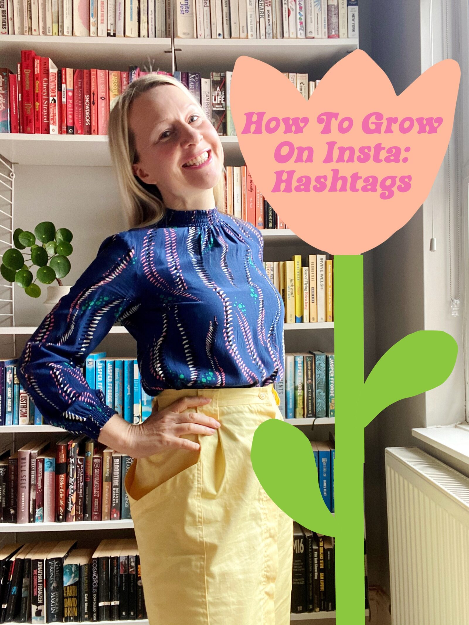 How To Grow On Instagram With Hashtags.